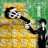 México dinero y drogas.