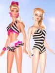 En la Feria del Juguete de 1959 se presentó el primer concepto de Barbie, única en su género pues no era una muñeca de papel, como se estilaba en la época. (Foto: Cortesía Barbie)