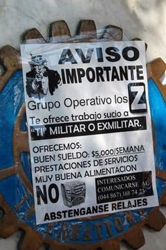 LOS ZETAS Y SU INFLUENCIA EN LA SOCIEDAD (4/6)