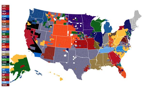 Más allá del deporte: la NFL y el impulso de los aficionados (3/4)
