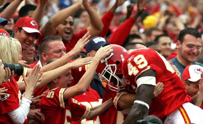 Más allá del deporte: la NFL y el impulso de los aficionados (1/4)