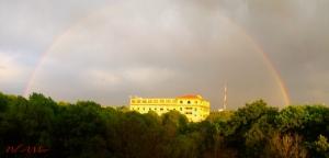Lluvia y Sol
